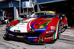 WEC Самое интересное Мир, дружба, жвачка: Ferrari и Ford поменялись гаражами в WEC