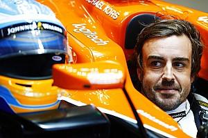F1 Noticias de última hora Alonso en pruebas de su asiento para 2018