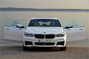 Automotive News BMW zeigt spektakulären Nachfolger des 5er-GT für 2017