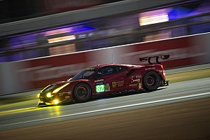 Le Mans Ultime notizie Risi e Keating uniscono le forze per la 24 Ore di Le Mans