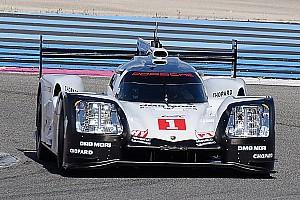 WEC News Spyshots: Der neue LMP1-Porsche für WEC und Le Mans 2017
