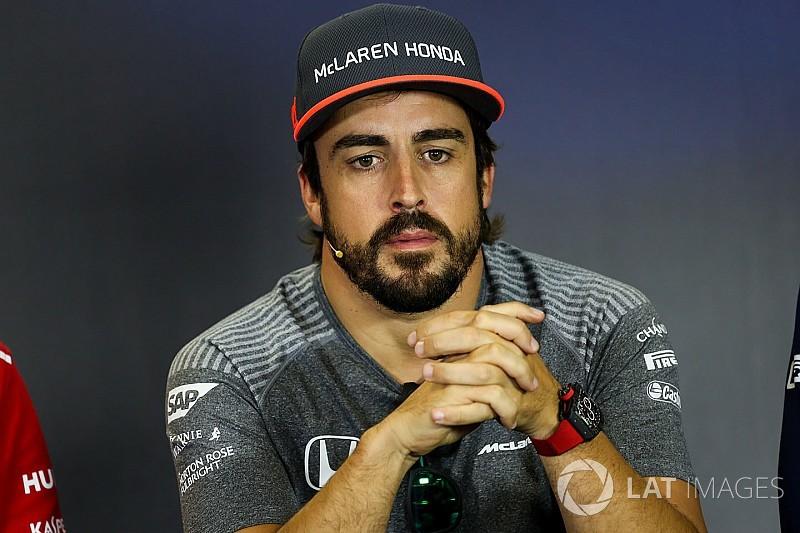 Alonso: 2017'nin tek olumlu anı Indy 500'dü