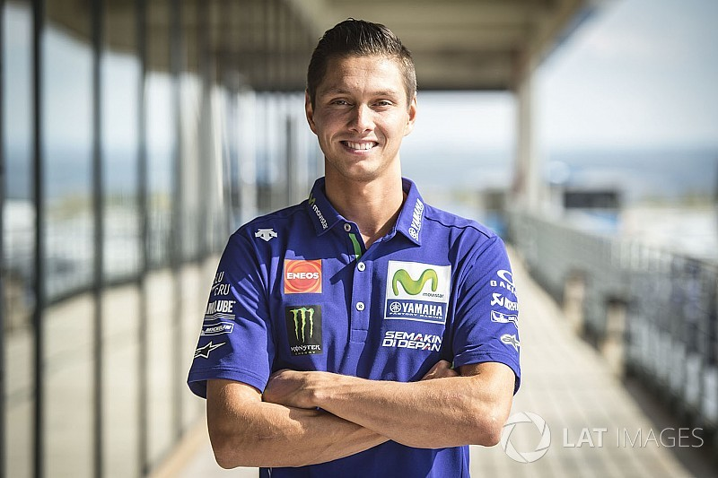 Van der Mark debut MotoGP di Sepang