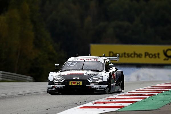 Red Bull Ring DTM: Green sorun yaşadı, Rast kazandı