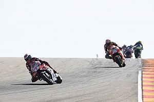 MotoGP Últimas notícias Após pódio, Lorenzo vê vitória pela Ducati mais próxima