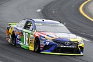 Kyle Busch wins at NHMS, locking himself into next playoff round