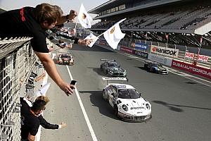Гонки на выносливость Отчет о гонке Хартли выиграл «24 часа Дубая» на Porsche