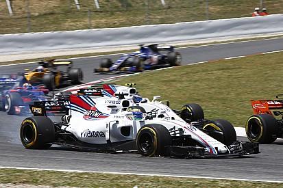 Formel 1 F1-Kolumne von Felipe Massa: Kollision kostete 4. Platz in Barcelona