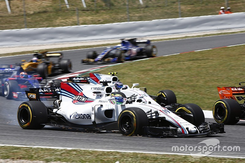 Massa column: Alonso clash cost us fourth place
