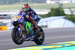 MotoGP Reporte de calificación Viñales logra la pole y Rossi largará segundo en Francia