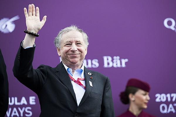 Formule 1 Actualités Jean Todt sans adversaire pour la présidence de la FIA