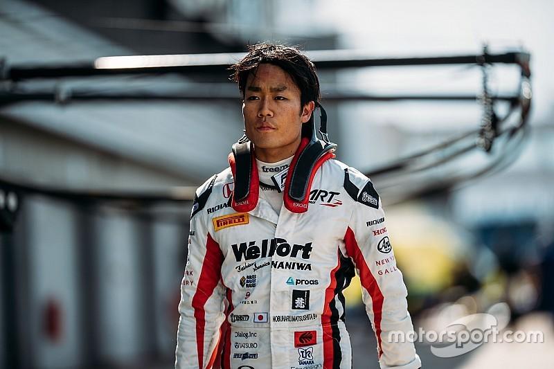 【F1】松下信治、ハンガリーGP後のテストでザウバーF1を初ドライブ