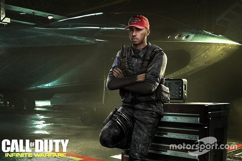 Hamilton meghódítja a játékipart? Call of Duty és jön a többi?