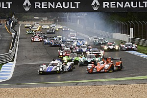 European Le Mans Breaking news ELMS attracts 36 entries for 2017 season