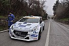 Riolo al Rallye Elba con una 208 T16 dopo 5 successi tra le storiche