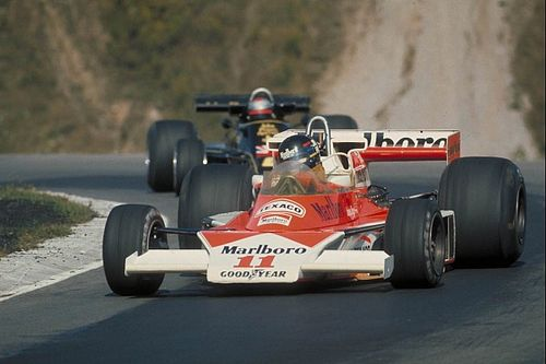 Why 40 years on from Fuji, Hunt's title success was a line in the sand for F1