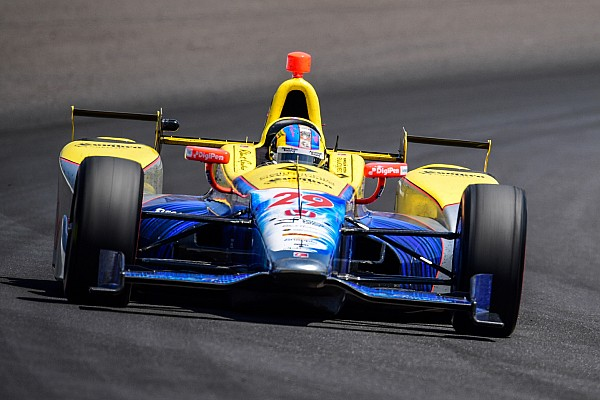 IndyCar Andretti to run five cars at Indy 500 again