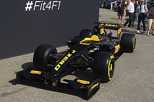 Formula 1 Interview Boullier expects 2017's F1 cars to