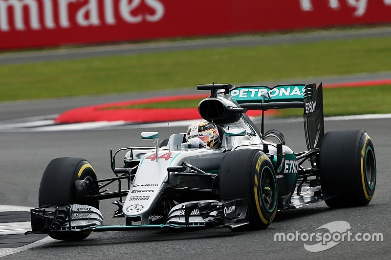 British GP: Hamilton tops interrupted FP3 as Ericsson shunts heavily