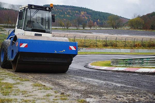 Renovatie Nürburgring-Nordschleife van start gegaan