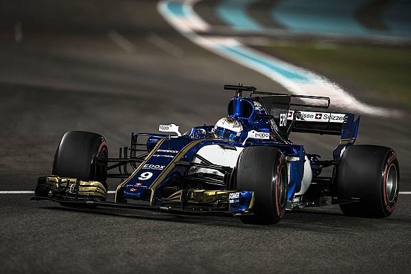Ericsson: Sauber heeft rampseizoen in 2017 kunnen voorkomen