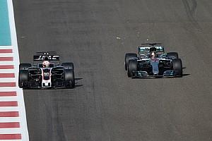 Formel 1 Ergebnisse Formel 1 2017 in Abu Dhabi: Ergebnis, 2. Training