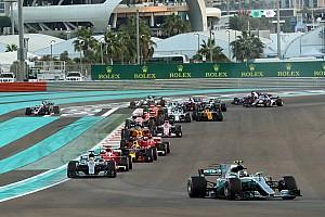 """F1掌门人:""""我们不想要""""比赛如阿布扎比般无聊"""