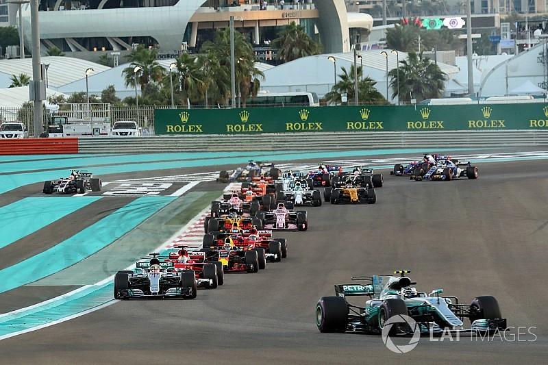 """Liberty: """"GP van Abu Dhabi voorbeeld van wat we niet willen"""""""