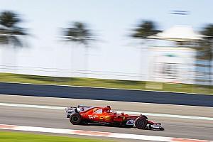 F1 Reporte de pruebas Vettel lidera el último test de F1 con Sainz 6º y Kubica 7º