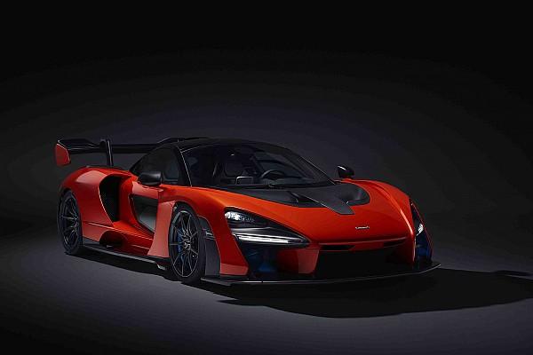 Prodotto Ultime notizie McLaren Senna, la supercar definitiva nel segno di Ayrton