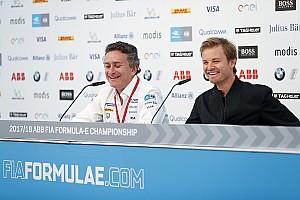Formula E Ultime notizie Nico Rosberg non farà il team manager in F.E