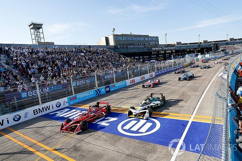 Desvelados más detalles del formato de carrera 'Mario Kart' de la Fórmula E