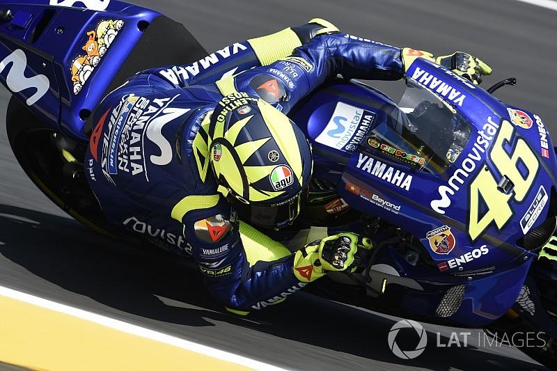 Pemilihan ban tepat antar Rossi podium ketiga