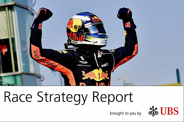 Strategy Report: How Red Bull outfoxed Ferrari and Mercedes