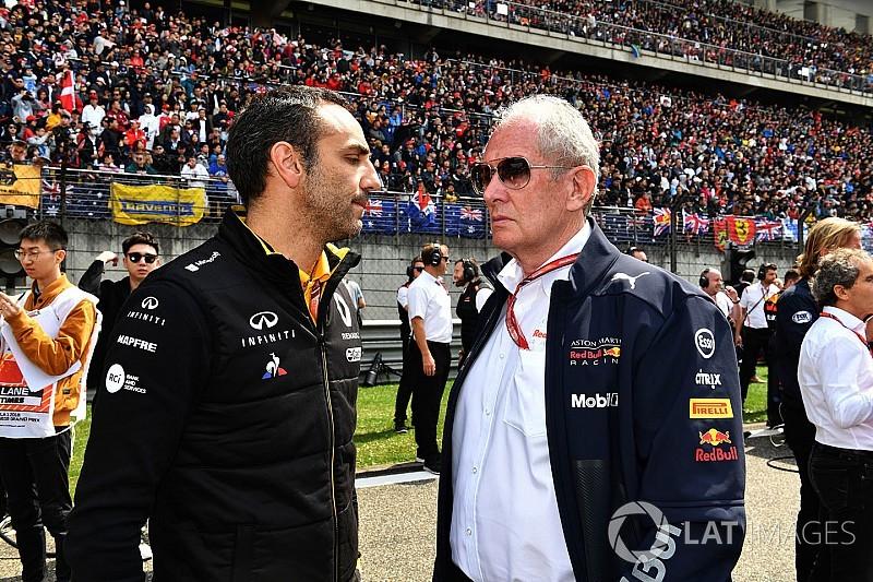 Renault, Red Bull'a motor konusunda verdiği ültimatomu açıkladı