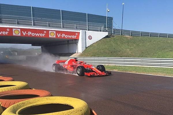 Fórmula 1 Últimas notícias Pirelli faz teste de pneus com Ferrari em Fiorano