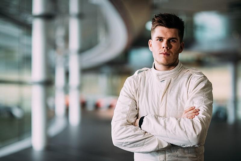 Кіберспортсмен Ван Бурен та Вандорн приїдуть у Goodwood від McLaren