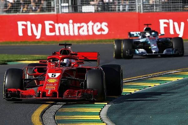 Формула 1 В Mercedes установили причину поражения в Мельбурне