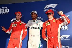 Hamilton le akarta törölni a vigyort Vettel arcáról