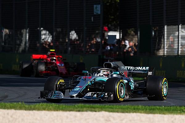 Formule 1 Mercedes révèle le bug qui a fait perdre Hamilton à Melbourne