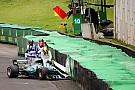 Formula 1 How Hamilton's Brazil crash has now played into his favour