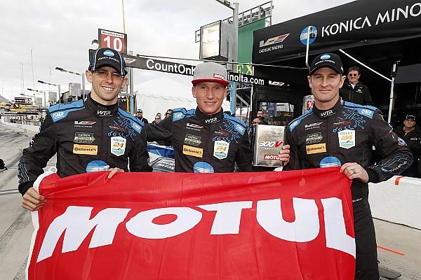 Daytona 24 Jam: Cadillac rebut pole, Alonso P13