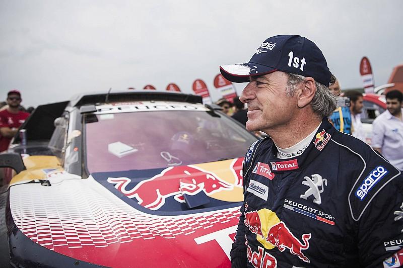 Video: Sainz explica cómo ganó Dakar 2018
