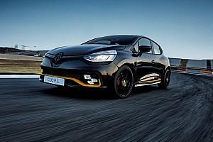Auto Actualités Renault Clio R.S. - Le 1,8 litre TCe pour la prochaine génération
