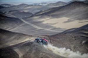 Le parcours du Dakar 2019: dunes, départs en ligne et intensité