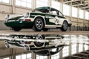 Auto Actualités Une Porsche 911 de 1965 a été entièrement restaurée