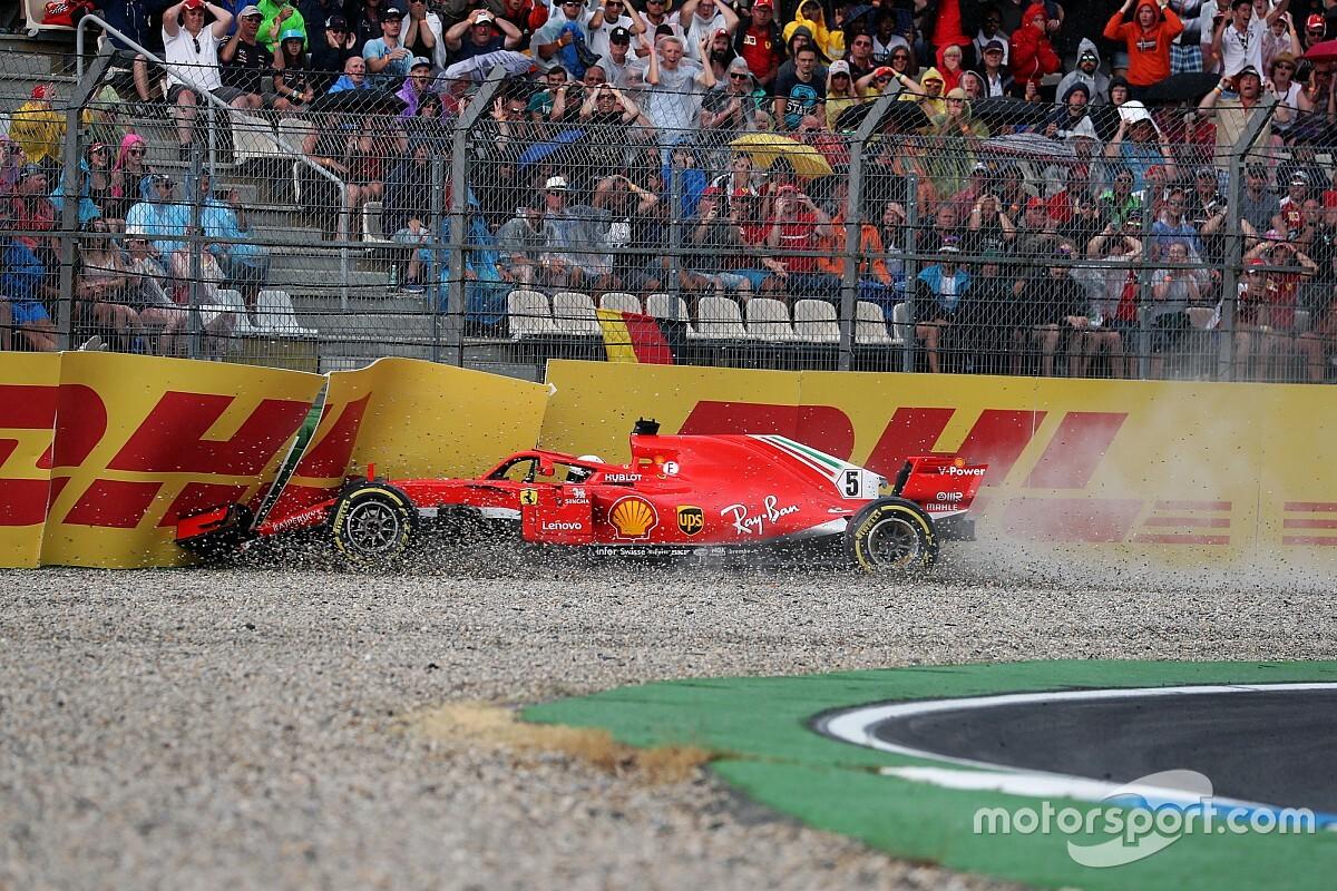 Photos - La course du Grand Prix d'Allemagne 2018