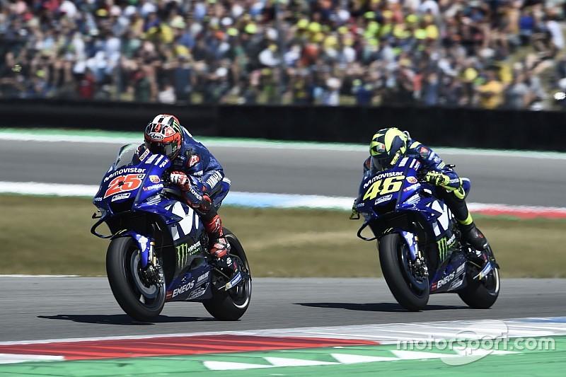 Yamaha supera su peor racha sin ganar en MotoGP