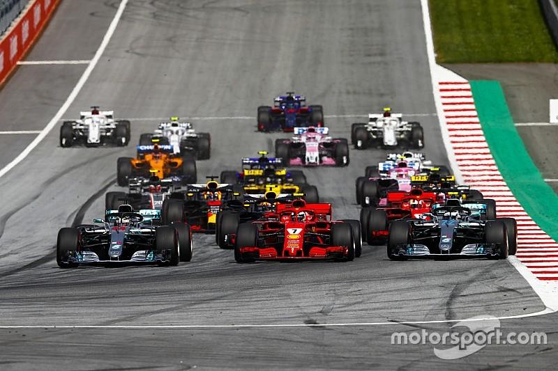 Aantal puntenscorers in F1 wellicht uitgebreid naar twintig