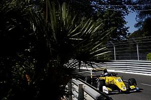 Евро Ф3 Отчет о гонке Фенестраз выиграл гонку Ф3 в По после аварии преследователя